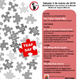 I Jornada TEAF/SAF Región de Murcia