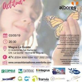 Cena Solidaria Fundación Albores